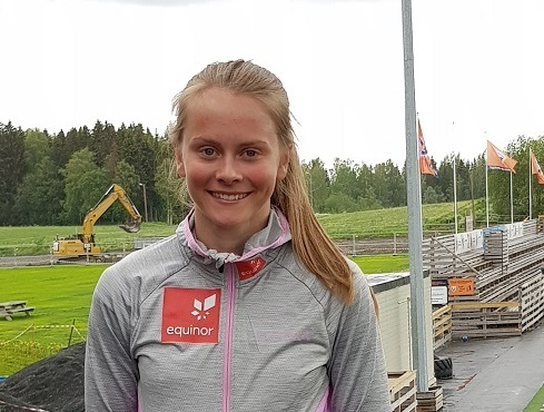 Mathilde for Vind og Norge