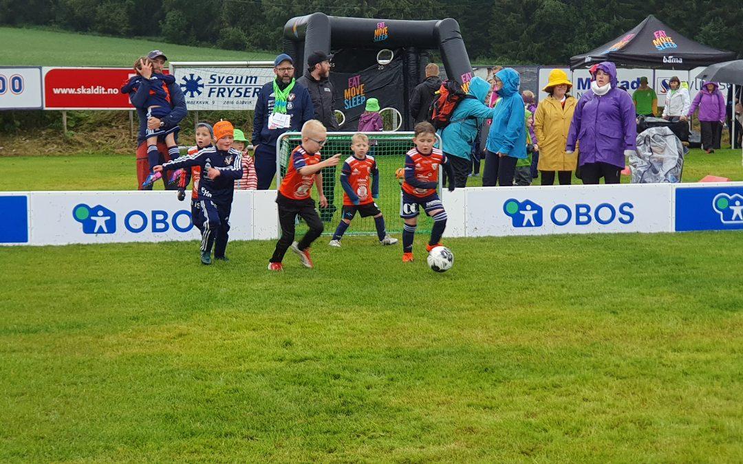 Fotball for 6 åringer (f. 2014)