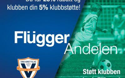 Vind inngår samarbeidsavtale med Flügger Farve!