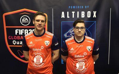 Vind konkurrerer med norgeseliten i eFotball