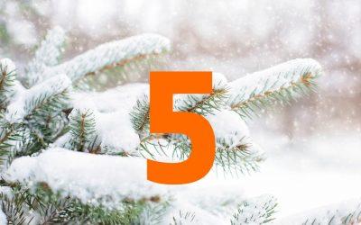 Vind ILs julekalender – trekning 5.desember