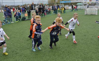Fotball for 6 åringer (2014 kullet) Informasjonsmøte