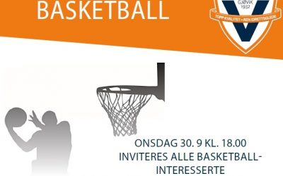 Er du interessert i Basketball?