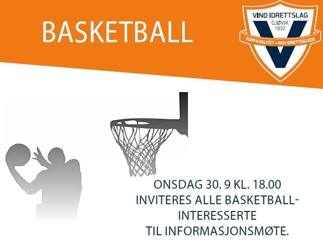 Er du interessert i Basketball?