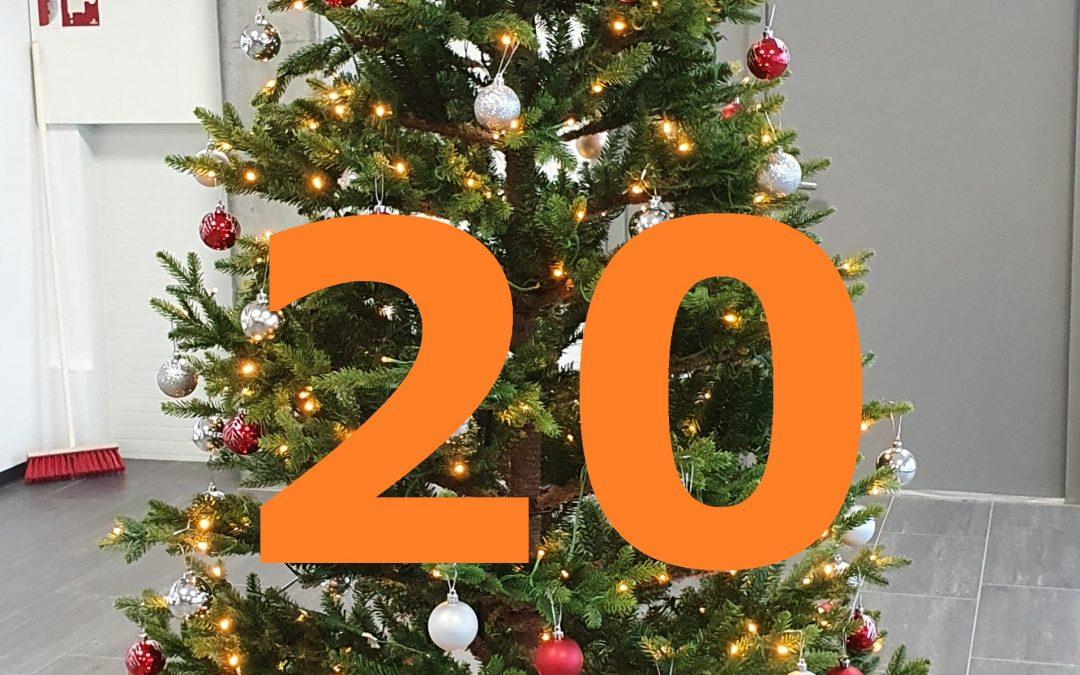 Vind Julekalender – Trekning 20. desember