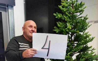 Vind Julekalender 2020 – Trekning 4. desember
