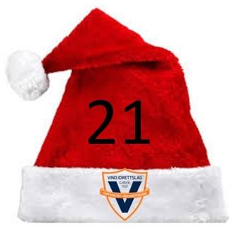 Vind Julekalender – Trekning 21. desember