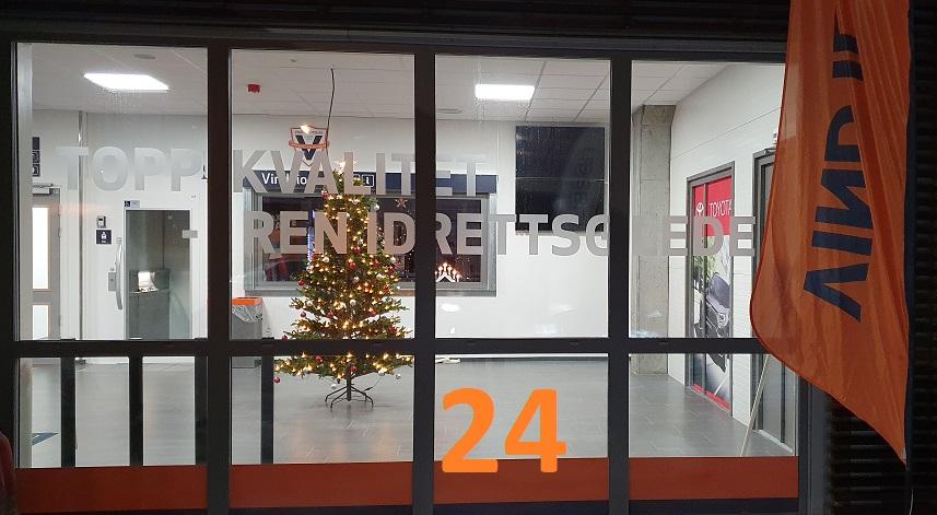 Vind Julekalender – Trekning Julaften 24. desember