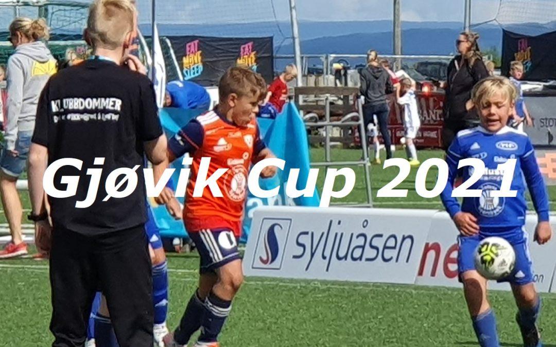 Dugnader Gjøvik Cup