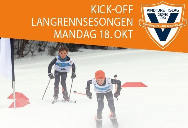 Langrenns kick-off